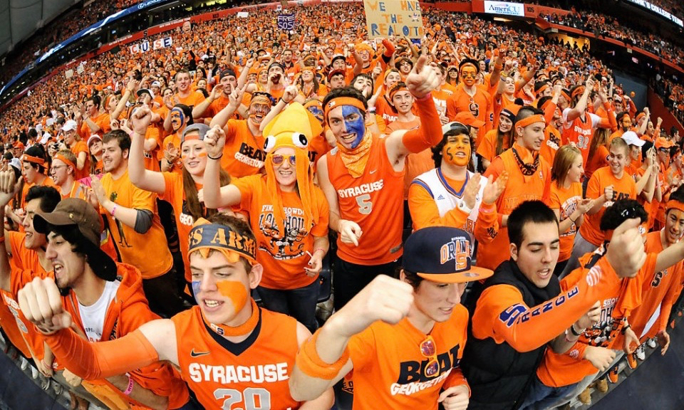 History 101 Syracuse Basketball Student Union