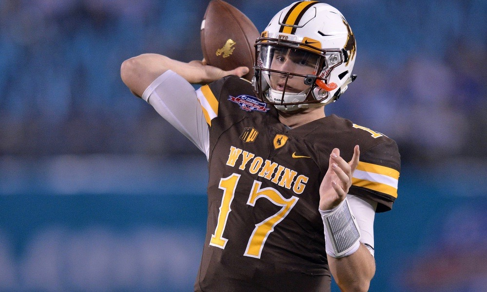 Josh Allen declares for 2018 NFL Draft after bowl victory - Student Union