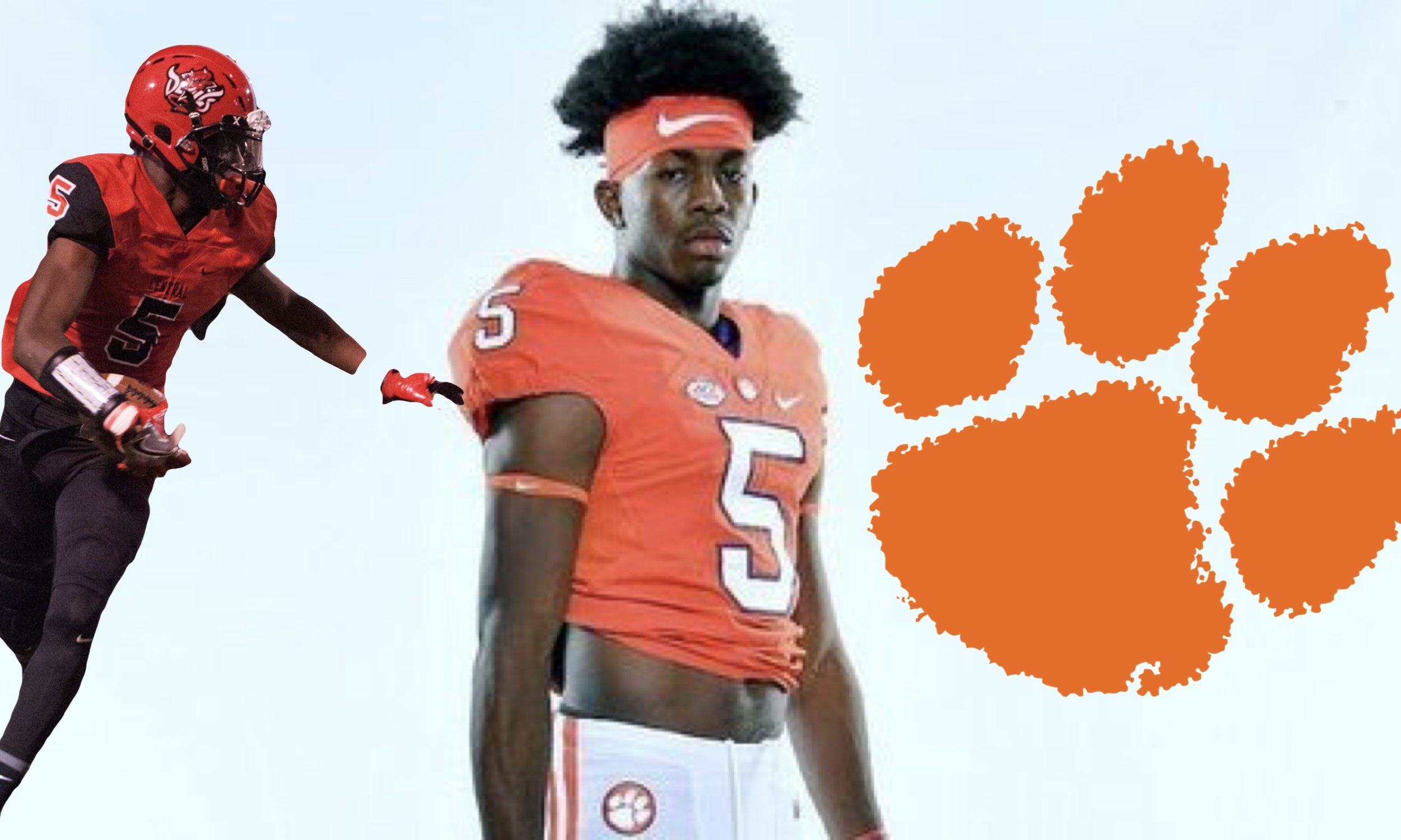 WR Justyn Ross Signs With Clemson Over Alabama And Auburn