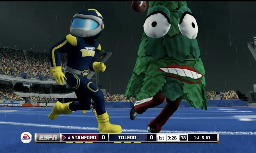 Power Rankings: The Best NCAA Football Mascot Mashup ...